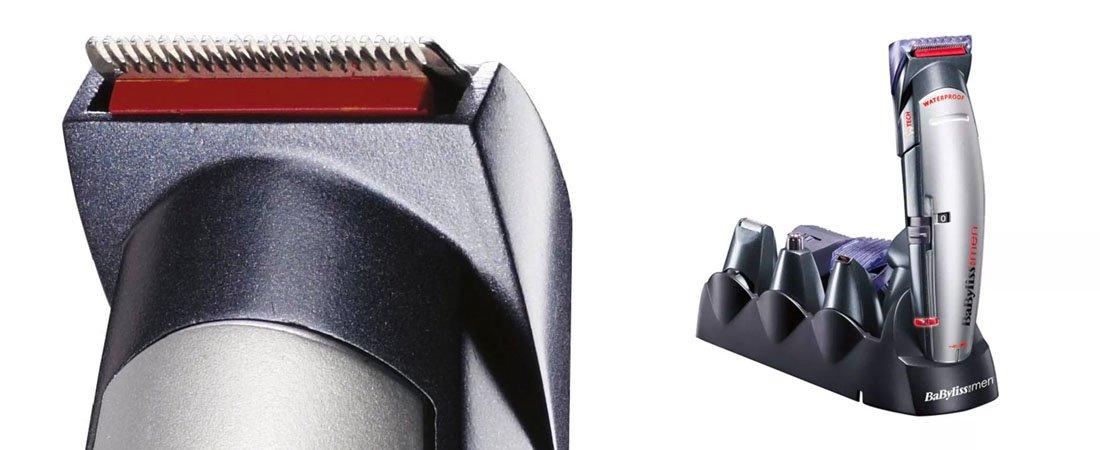 BaByliss E837E Multi 10 Başlıklı Yüz & Saç & Vücut Bakım Kiti